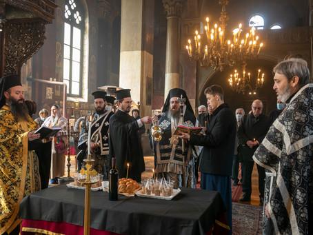 Панихида за загиналите тракийски българи в чест на 108 години от Одринската епопея