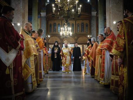 Тържествено бе отбелязана паметта на св. Георги в столицата