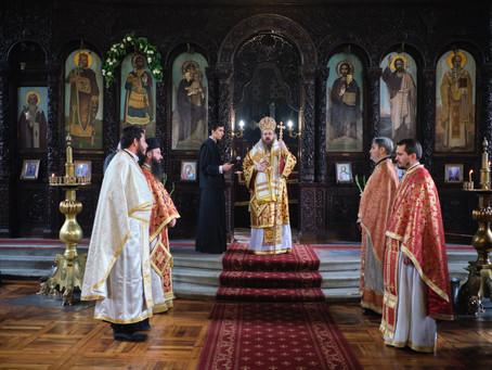 """Архиерейска света Литургия в столичния храм """"Св. Николай Софийски"""""""