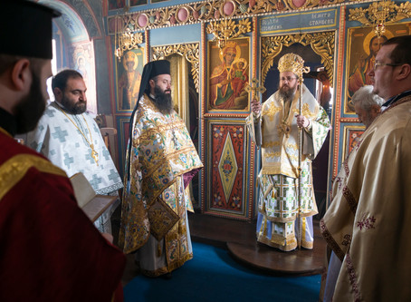 Проповед за  св. свещеномъченик Харалампий