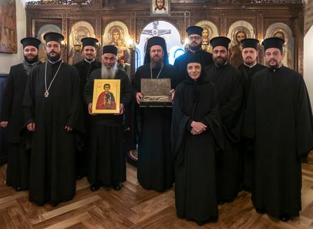 Достойно бе отбелязана 505-ата годишнина от мъченичеството на св. Георги Софийски Нови
