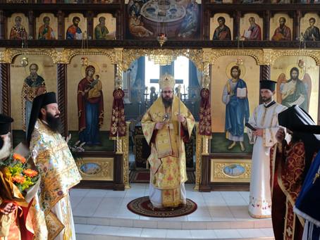 Проповед върху живота на св. Игнатий Богоносец, епископ Антиохийски