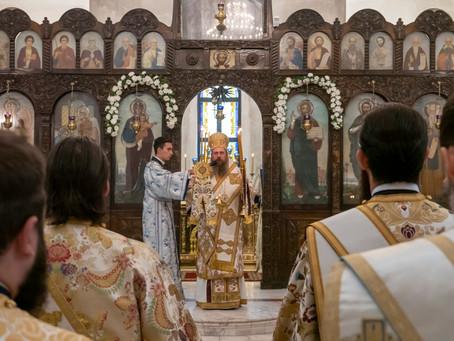 Рождеството на Света Богородица бе отбелязано с архиерейска св. Литургия в столицата