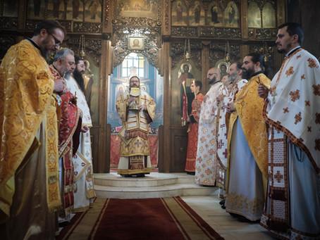 """Архиерейска св. Литургия в столичния храм """"Св. Николай"""", кв. Връбница"""