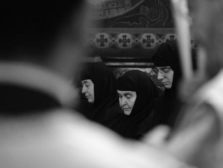 5 Неделя на Великия пост - Преп. Мария Египетска*