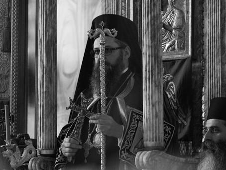 Монахът, който служи на Света Богородица