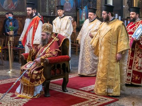 """Осем години от избора и интронизацията на Българския патриарх Неофит в храм """"Св. Неделя"""""""