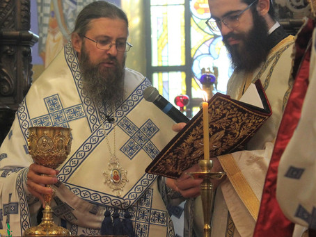 Иаковова св. Литургия бе отслужена в София