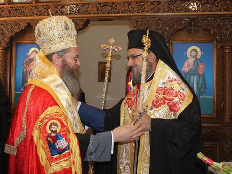 """Освещаване на нов параклис """"Св. апостоли Петър и Павел"""" в село Гирчевци"""