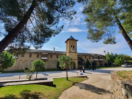 Посещение за деня на св. ап. Яков, брат Господен в манастира край с. Акритохори - Гърция