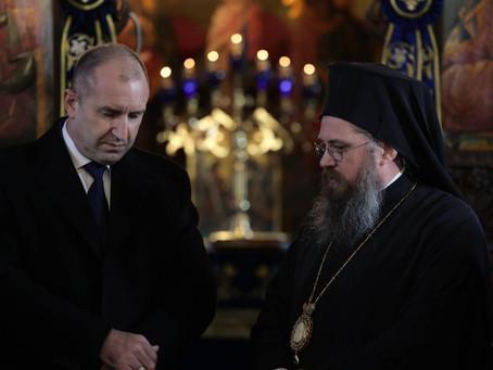 Президентът на Република България Румен Радев посети гр. Самоков