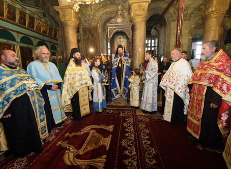 Молебен канон на Св. Богородица в Ихтиманска духовна околия