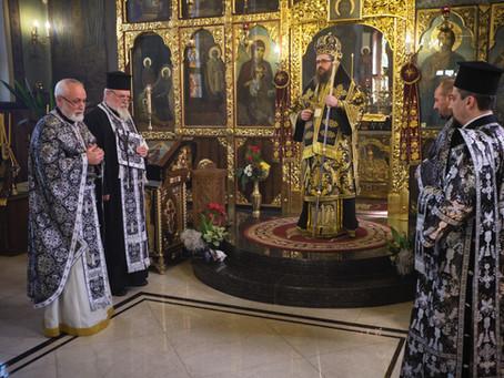 В София достойно бе почетено успението на св. Методий Славянобългарски