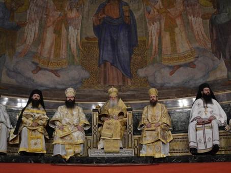 Патриаршеска св. Литургия по повод Рождество Христово