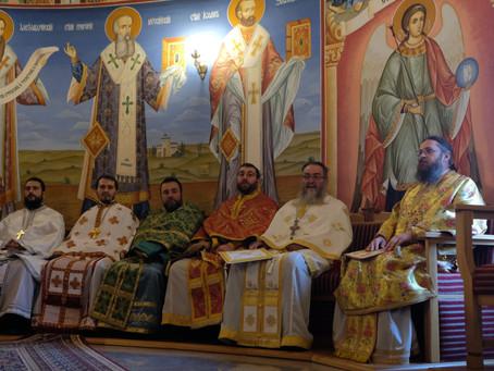 В Ресиловския манастир бе отбелязана паметта на преп. Мелания Римлянка