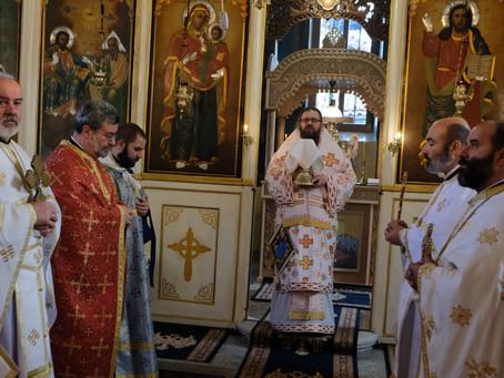 """Обновление на храм """"Рождество Богородично"""" и офикия в с. Радуил, Самоковско"""
