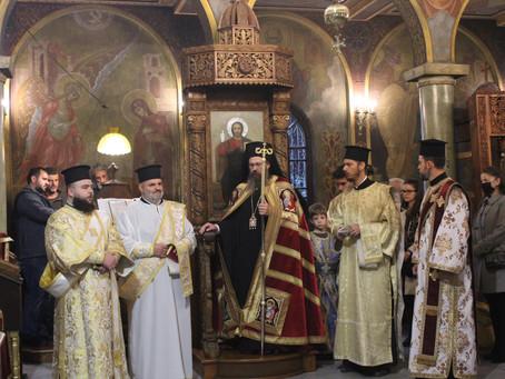 """Столичният храм """"Св. вмчк Димитър Солунски"""" отбеляза 50 години от своето освещаване"""