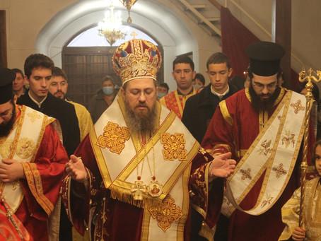 Празнична Архиерейска литургия в гр. Драгоман