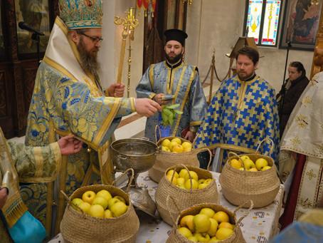 Архиерейска литургия и свещеническо ръкоположение на Акатистова събота