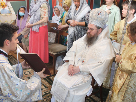 """Летен празник на столичния храм """"Св. Наум Охридски"""""""