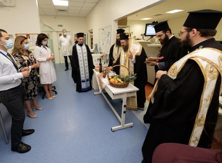 """Тържествено бе открита нова лаборатория в """"Аджибадем Сити Клиник Болница Токуда"""""""
