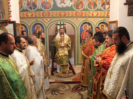 Архиерейска св. Литургия и водосвет в чест на св. Йоан Рилски на Паничище