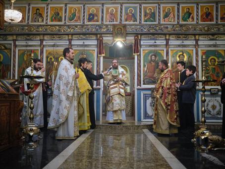 4 Неделя след Пасха - на Разслабления и светите братя Методий и Кирил*