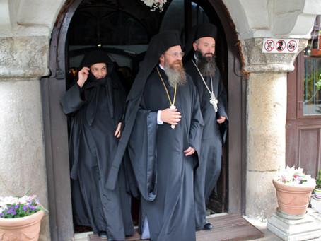 "Празник в Самоковския манастир ""Покров Богородичен"""