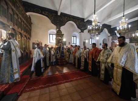 Молебен канон на Света Богородица в Дупнишка духовна околия