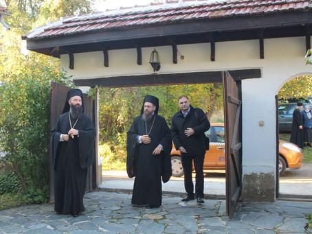 """Манастирът """"Свети Лука"""" край Кюстендил чества своя храмов празник"""