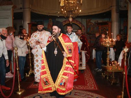 В Самоковския манастир тържествено бе отбелязана Неделята на преподобна Мария Египетска