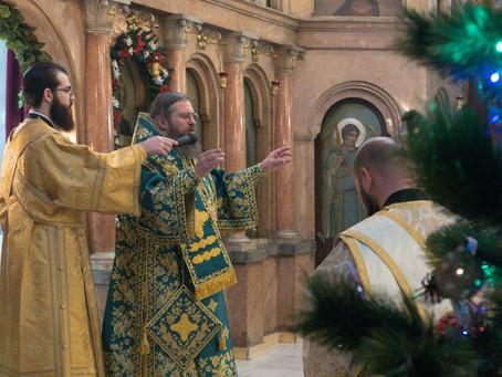 """Празник в столичния храм """"Св. апостоли Петър и Павел"""""""