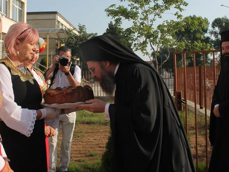 В Самоков бе осветен нов храм, посветен на св. великомъченик Пантелеймон