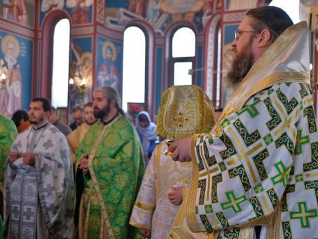 Достойно бе почетана паметта на св. Наум Охридски в София