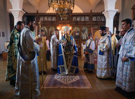 Молебен канон на Света Богородица в Годечка духовна околия