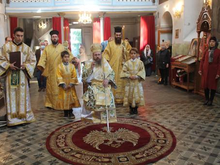 Празникът на св. пророк Елисей - втори храмов празник в княжевската енория