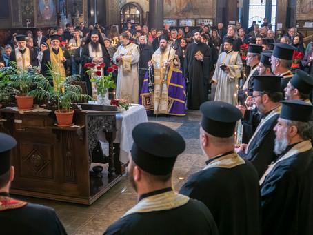 Изпълниха се 40 дни от кончината на ставрофорен иконом Мина Минчев