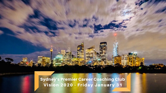 Sydney's Premier Coaching Meetup Group V