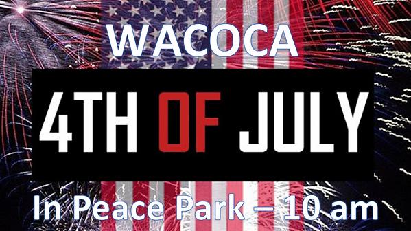 WACOCA 4th July peace park.png