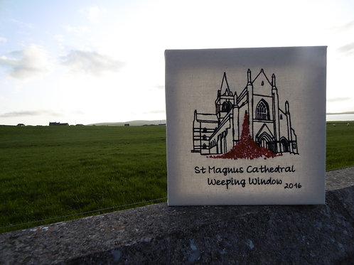 Weeping Window St Magnus Catherdral