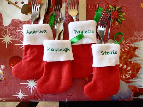 Cutlery Socks