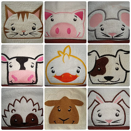 Pets & Farm Animal Bath Sheet
