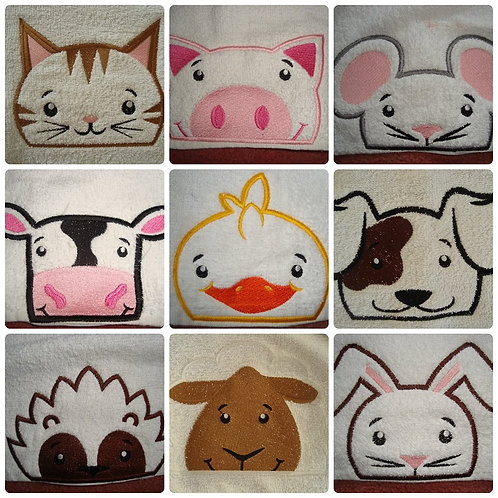 Pets & Farm Animal Bath Sheet