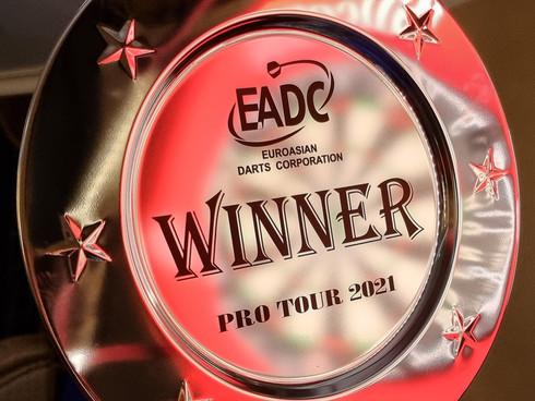 2021 EADC PRO TOURS 1, 2 & 3