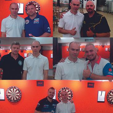 Отзыв о турнирах SDC 1 и 2 августа нашего гостя, Андрея Бруно, с трудом добра́вшегося из Донецка в М