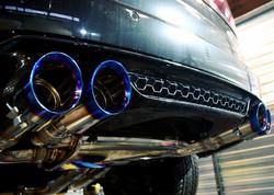 Выхлопная система Fi-exhaust X5M