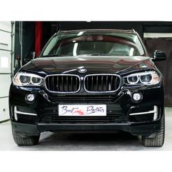 Чип-тюнинг BMW X5