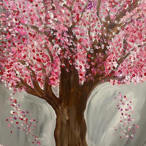 Cherry Blossom Tree Video Guide