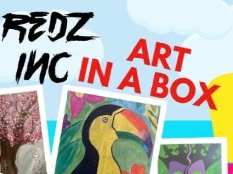 REDZ INC Art In A Box