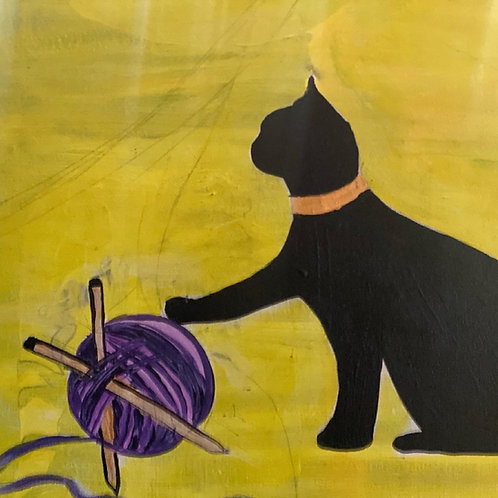 Cat With A Yarn Video Guide